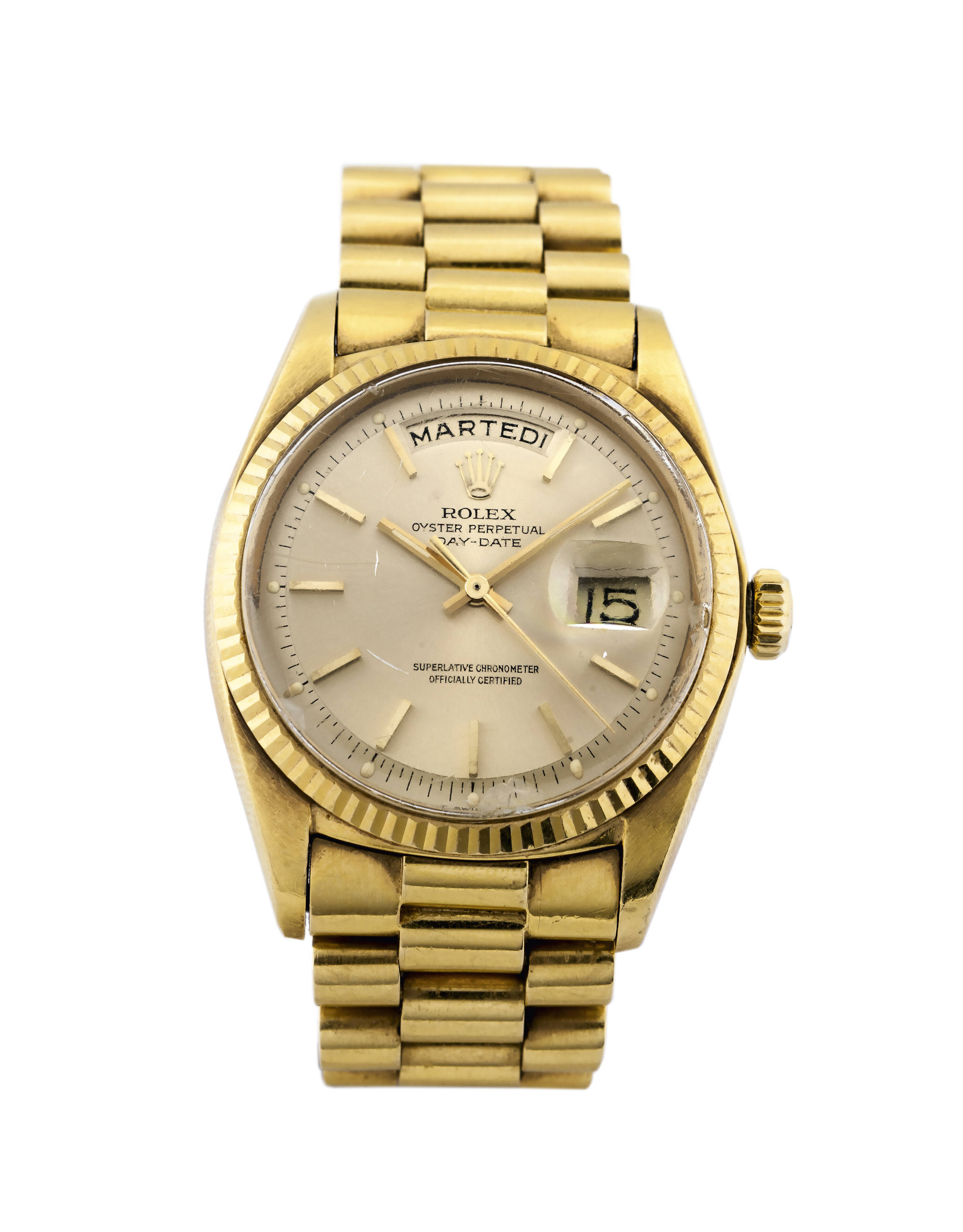 ROLEX - Oyster Perpetual Day Date, ref. 1803, 1971
