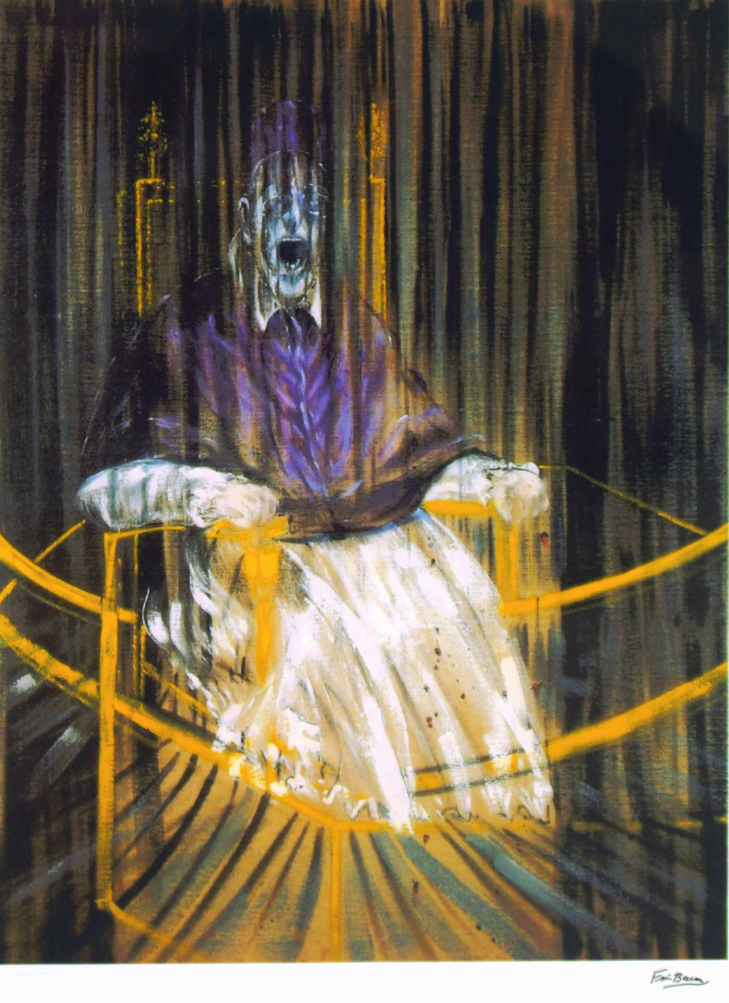 FRANCIS BACON - 'Pope Innocent'